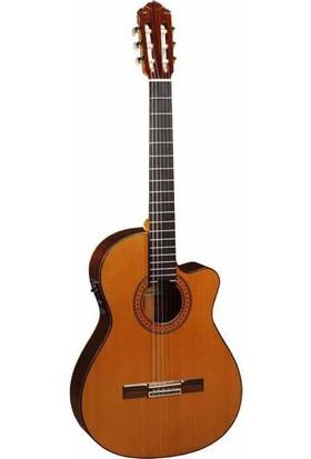 Almansa Gitar Elektro Klasik (Ince Kasa) (435-E2)