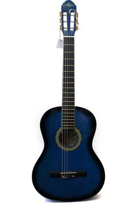 Almira MG917-Bls Mavi Klasik Gitar