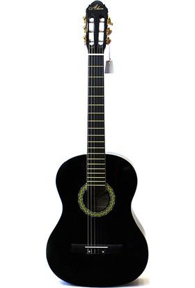 Almira 3/4 Junior Siyah Klasik Gitar