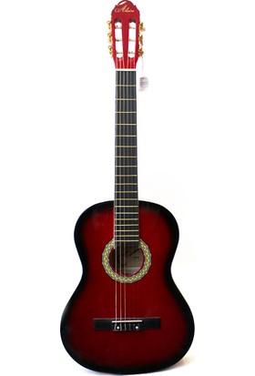 Almira MG917 Kırmızı Klasik Gitar