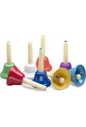 Cox Hand Bells (El Zili) Set - Kutulu (Hb8)