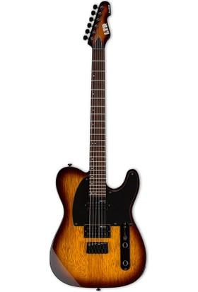 ESP LTD Te-200/R/Tsb Elektro Gitar