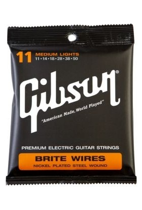Gibson Seg-700Ml(11-50) Elektro Gitar Teli