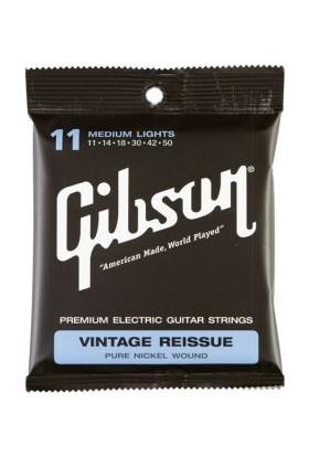 Gibson Seg-Vr11 (11-50) Elektro Gitar Teli