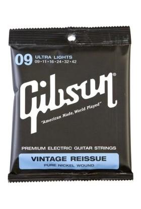 Gibson Seg-Vr9 (09-42) Elektro Gitar Teli