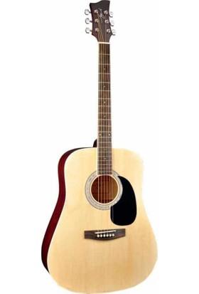 Jay Turser Gitar Akustik (Jj-45-N)