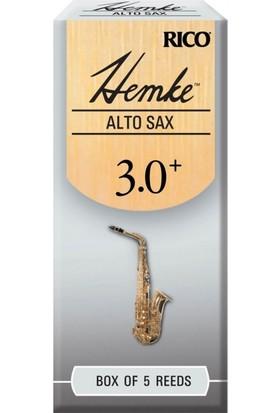 Rico Royal Hemke Alto Saksofon Kamışı (5'li) No.3+