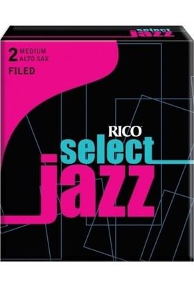 Rico Royal Select Jazz Alto Saksofon Kamışı (10'lu) Medium No.2
