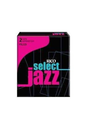 Rico Royal Select Jazz Soprano Saksofon Kamışı (10'lu) Hard No.2