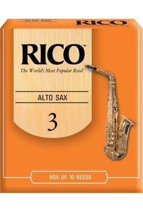 Rico Alto Saksofon Kamışı (10'lu) No.3