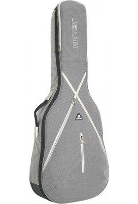 Ritter Kılıf Elektro Gitar Steel Grey - Moon (RGS7-E-SGL)