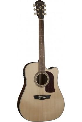 Washburn HD30SCE Heritage 30 Serisi Elektro Akustik Gitar