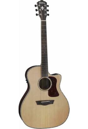 Washburn HG26SCE Heritage 20 Serisi Elektro Akustik Gitar