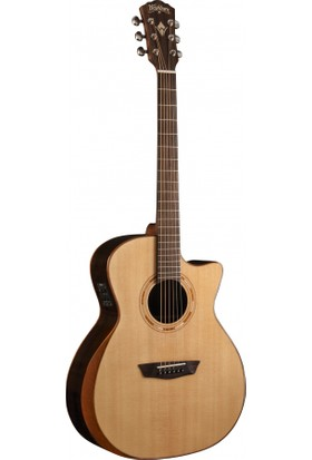 Washburn WCG20SCE Comfort Serisi Elektro Akustik Gitar