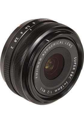 Fujifilm Fujinon XF 18mm F2 R Lens ( Outlet )