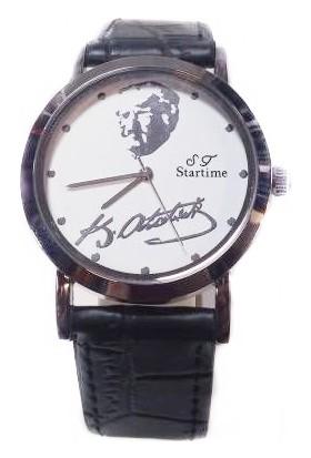 Startime S 197 K. Atatürk İmzalı Erkek Kol Saati