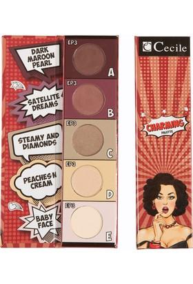 Cecile Eyeshadow Palette EP 03
