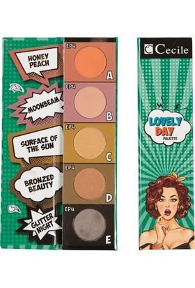 Cecile Eyeshadow Palette EP 04