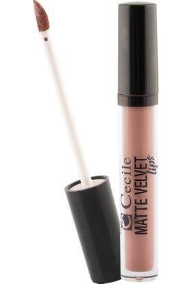 Cecile Matte Velvet Lipgloss 10
