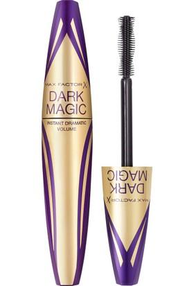Max Factor Dark Magic Mascara Waterproof Suya Dayanıklı Siyah Maskara