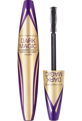 Max Factor Dark Magic Mascara Koyu Kahve