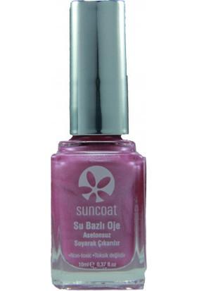 Suncoat Doğal Mineral Oje - Ballerina Beauty