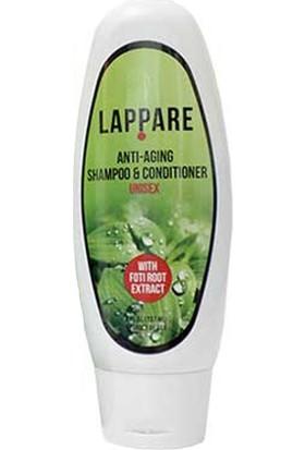 Lappare Anti-Aging Shampoo & Conditioner Şampuan