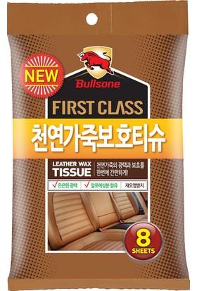 Bullsone Deri Temizleme Mendili 8 Adet/Paket
