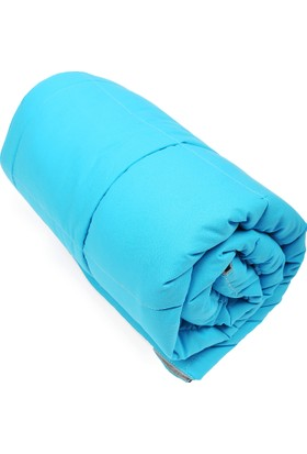 Yuyu Kid Mavi Kucaklama Battaniyesi