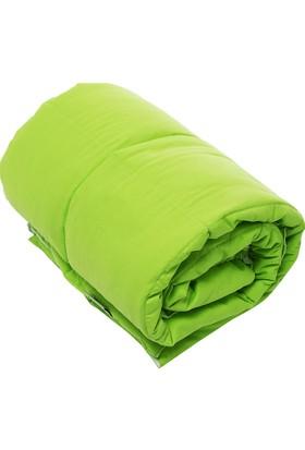Yuyu Kid Yeşil Kucaklama Battaniyesi