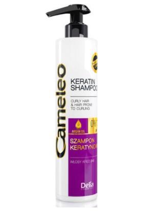 Delia Cameleo Keratin Kıvırcık Saç Şampuan 250ml