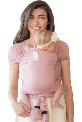 LILLEbaby Tie The Knot Wrap Blushing Pink Ergonomik Kanguru