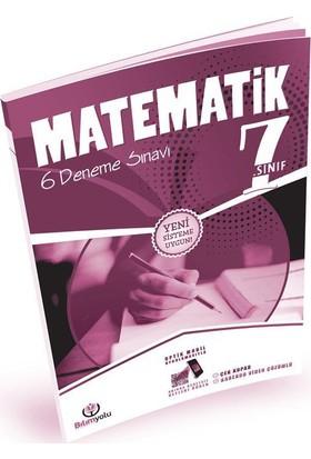 7. Sınıf Matematik 6 Deneme Sınavı