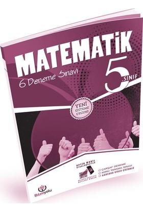 5. Sınıf Matematik 6 Deneme Sınavı