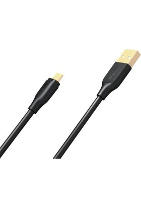 Aukey CB-MD1 USB Kablo Siyah