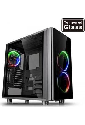 Thermaltake View 31Tempered Glass RGB Edition ATX Mid Tower Çift Pencereli Kasa (CA-1H8-00M1WN-01)