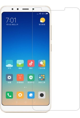 Case 4U Xiaomi Redmi 5 Plus Ekran Koruyucu Nano Cam