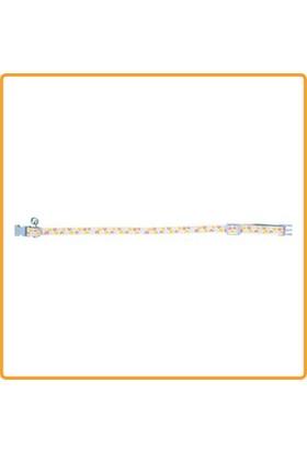 Karlie Kedi Boyun Tasması Çicek Desenli 10Mm 20-35Cm