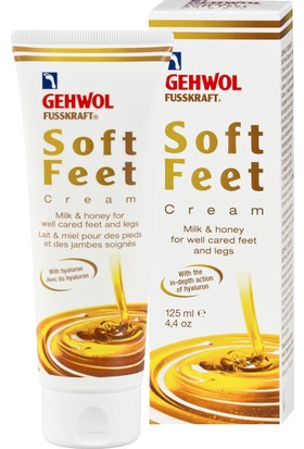 Gehwol Fusskraft Soft Feet Cream - İpeksi Ayak Bakım Kremi