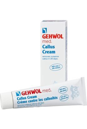 Gehwol Med Callus Cream - Kalınlaşmış Deri Giderici Krem