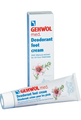 Gehwol Med Deodorant Foot Cream - Deodorantlı Ayak Kremi