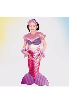 Oulabi Mir Deniz Kızı Kostümü