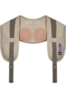 RELAX Vurmalı Omuz ve Vücut Masajı