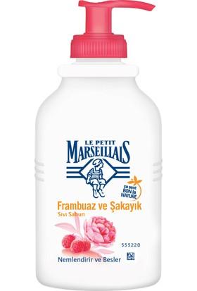 Le Petit Marseillais Sıvı Sabun Frambuaz ve Şakayık 300 ml