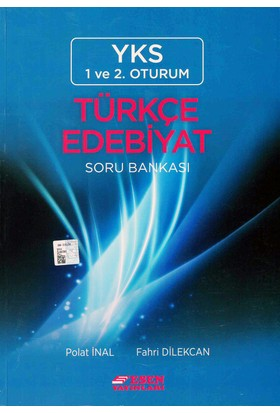 Esen Yks Türkçe Edebiyat Soru Bankası 1 ve 2. Oturum - Polat İnal