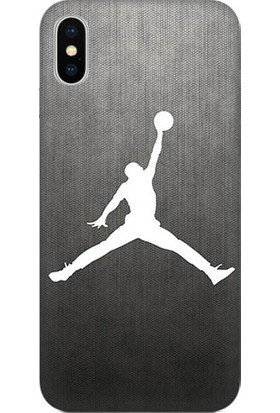 Teknomeg Apple iPhone X NBA Baskılı Silikon Kapak Kılıf