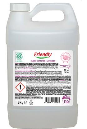 Friendly Organic Yumuşatıcı - Lavanta 5 Lt