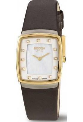 Boccia Titanium 3237-02 Kadın Kol Saati