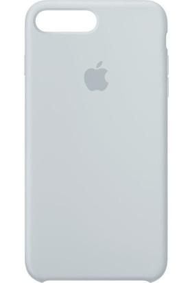 Apple iPhone 8 - iPhone7 Plus Silikon Kılıf Sis Mavisi MQ5C2ZM/A (Apple Türkiye Garantili)