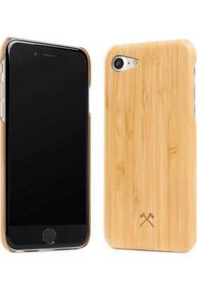 Woodcessories iPhone 7/8 EcoCase El Yapımı Gerçek Ağaç Telefon Kılıfı